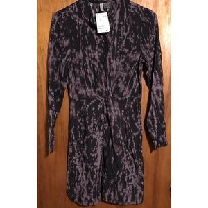 Divided by H&M long sleeve dress size 2